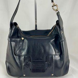 Kate Spade Savona Paige Black Slide Tote Bag